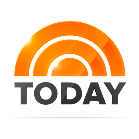 NBC today show included FOrmia Design titanium key chains in their mother's day gift suggestions