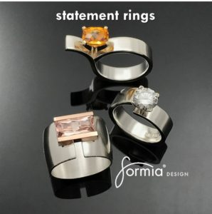Statement rings fine jewelry- limited edition of ring designs, presious metals and gemstones , gold, platinum, sterling silver amazing rings!