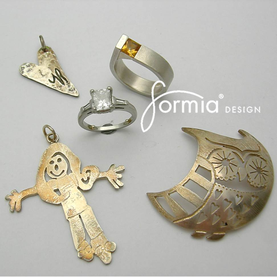 Home cleaning of jewelry - dirty and tarnished